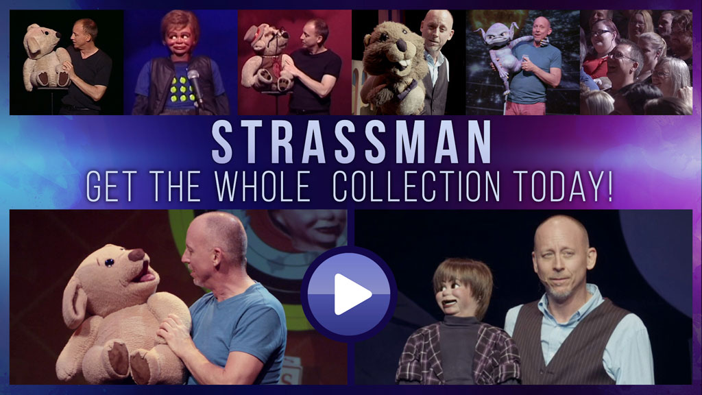 Image: David Strassman Rent or By On Demand!